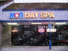 M&A Day Spa