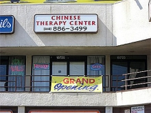 Chinese Therapy Center