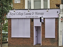 Royal College Sauna & Massage