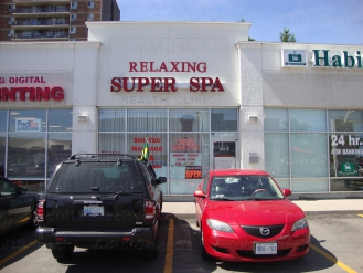 Super Relaxing Spa