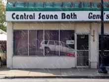 Central Sauna Bath