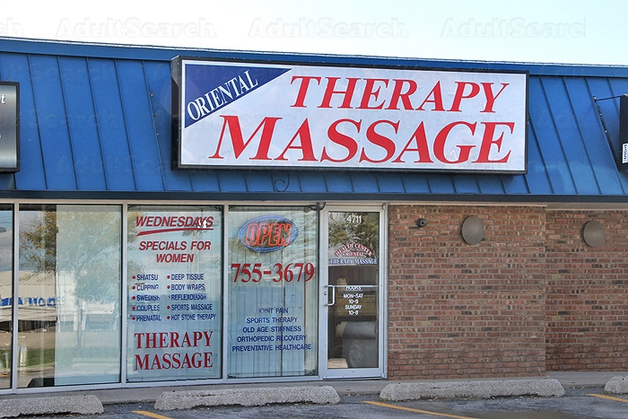 oriental massage sensual Fort Wayne, Indiana