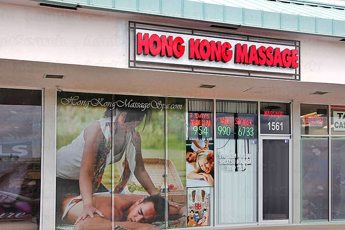 Hong kong massage fort lauderdale