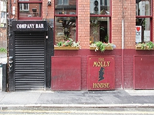 Company Bar