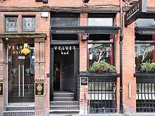 Velvet Bar, Restaurant & Hotel