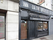 The Dock Sauna at the Inn on the Liffey