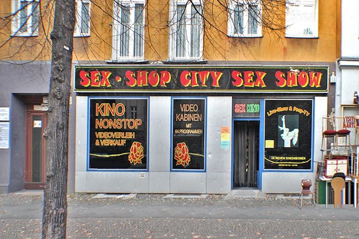 Berlin sex kino