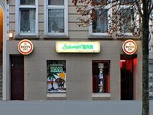 Dschungel-Bar