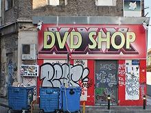 DVD XXX Shop