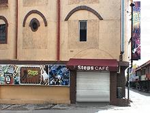 Steps Cafe