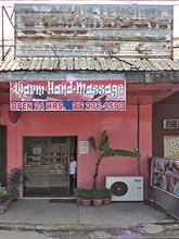Warm Hand Massage