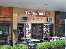 Magnitude 8.9 Resto Bar