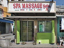 Spa Massage Salon