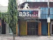 The Boss Bar