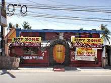 Hot Zone Bar