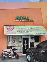 Bona Korea Traditional Massage