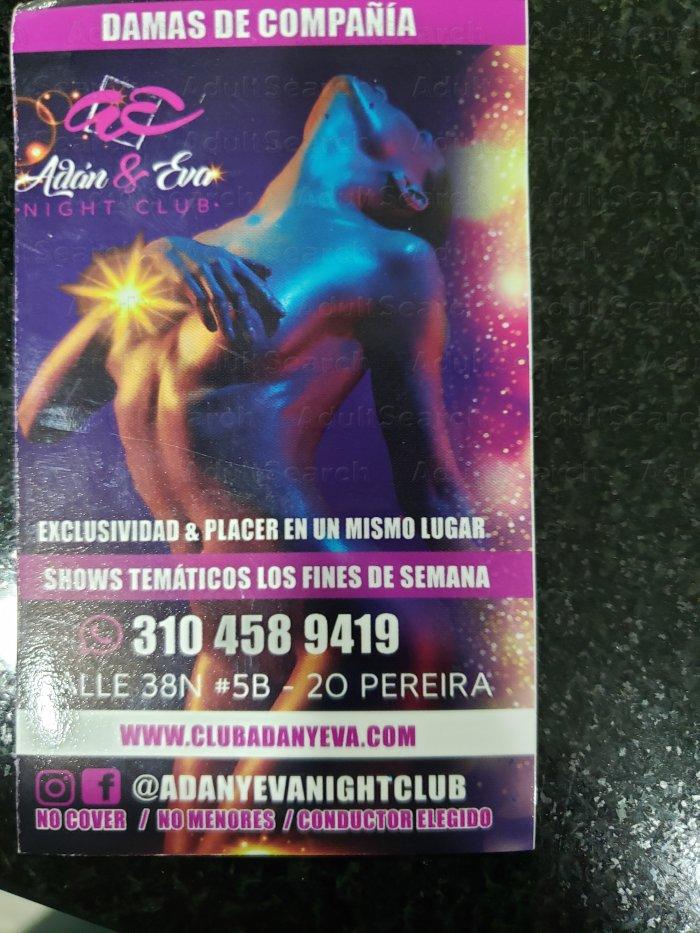 Sex guide in Pereira