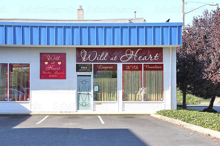 Wild At Heart - Sex Shop - Seattle  206 782-5538-4664