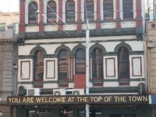 Top of the town brothel melbourne