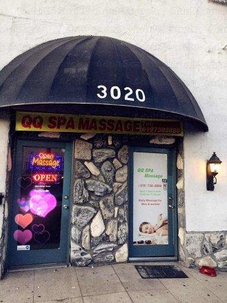 QQ Spa Massage