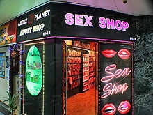 Adult Planet Sex shop