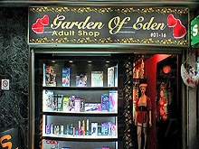 Garden Of Eden Adult Shop