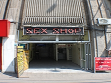 Erotic Sex Shop