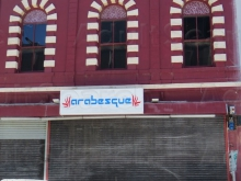 Arabesque Gentleman´s Club and Revue Bar.