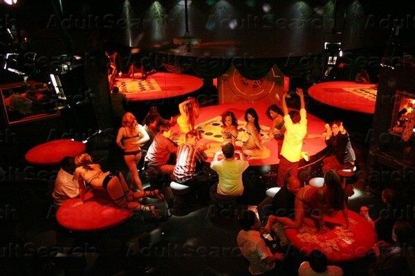 San francisco strip club