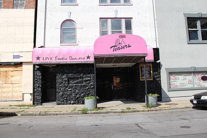 Tranny strip club new york