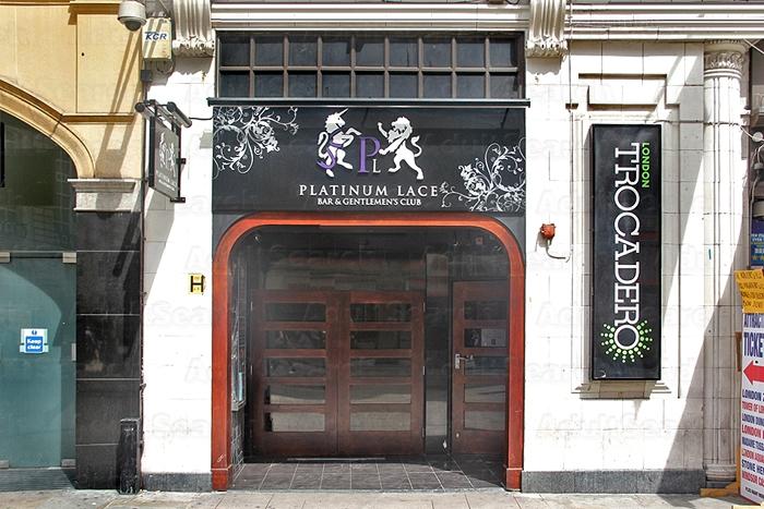 London england strip clubs