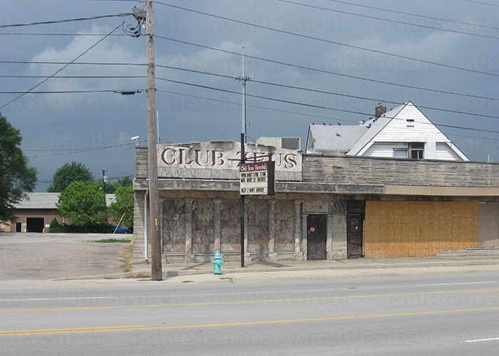Club in indiana strip