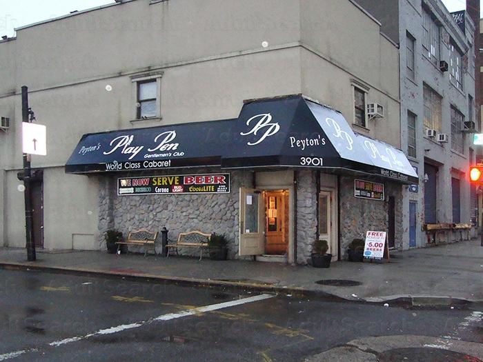 Quite new york city strip club