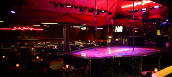 gentleman club in las vegas