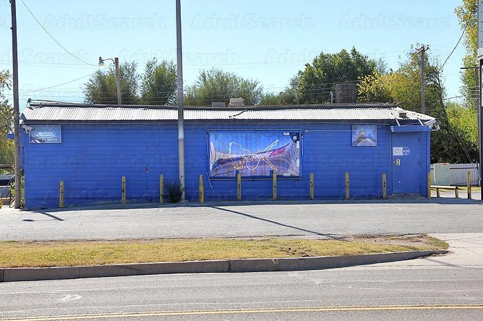 Club de striptease de Oklahoma City