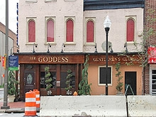 Baltimore strip club haven place