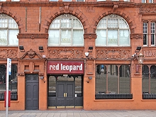 Red Leopard Cabaret