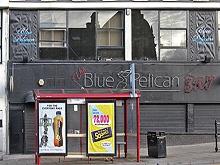 Blue Pelican Bar