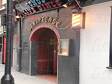 Soho's Live Girls, Striptease