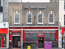 The Nag's Head Gentlemens Venue