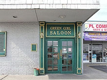 Green Girls Saloon
