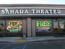 Sahara Theater