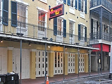 New orleans erotic nightlife