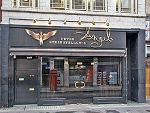 Stringfellows Angels Soho
