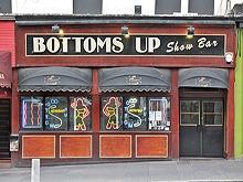 Bottoms Up Showbar