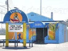 Club restaurant strip