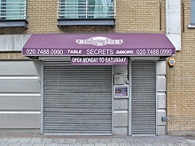 Secrets 4 - East Smithfield