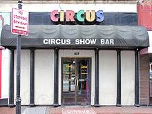 Circus Show Bar