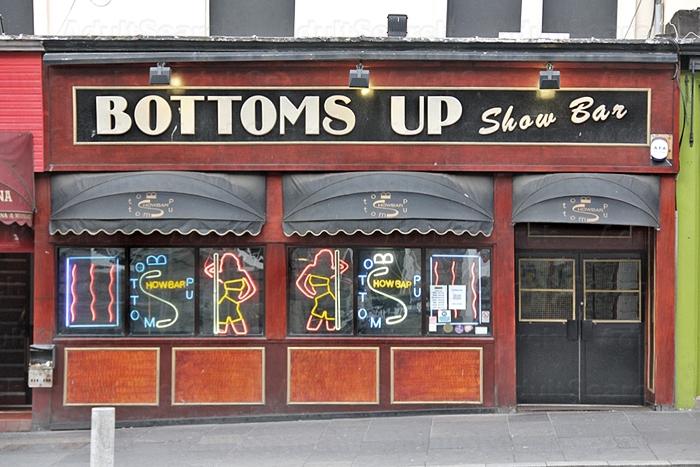 strip club edinburgh