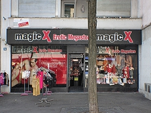 Magic X Erotic Megastore